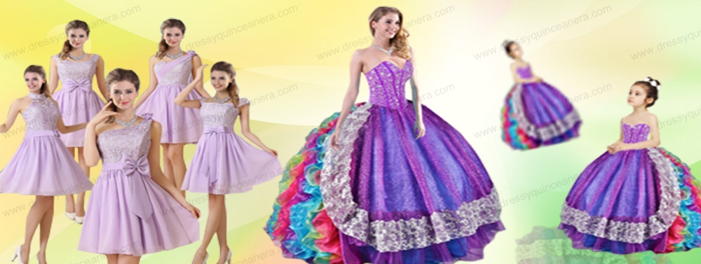 Quinceanera Dresses Collection