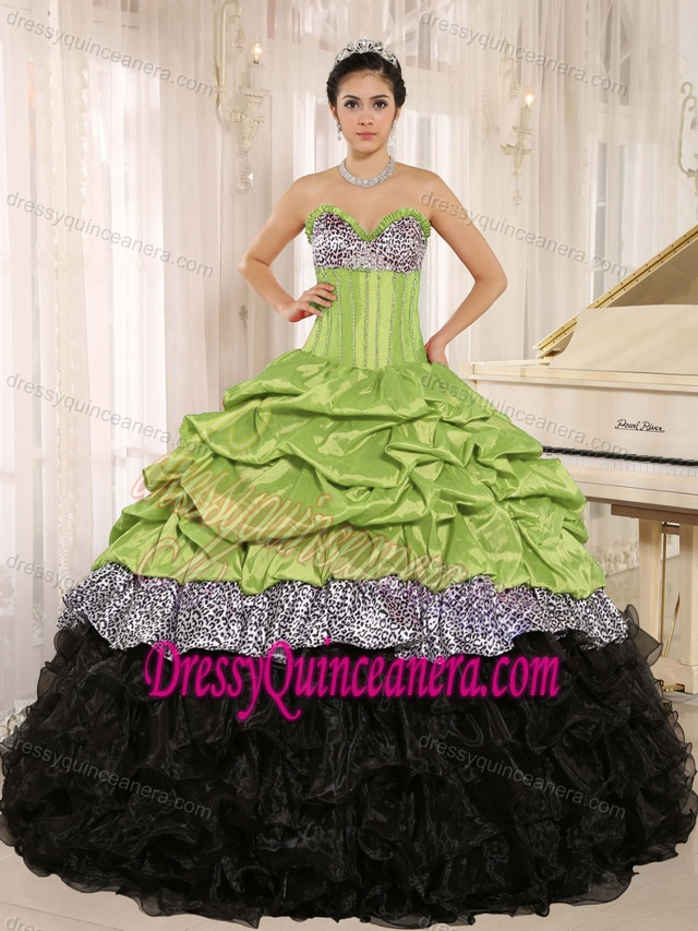Big Black Sweet 16 Dresses
