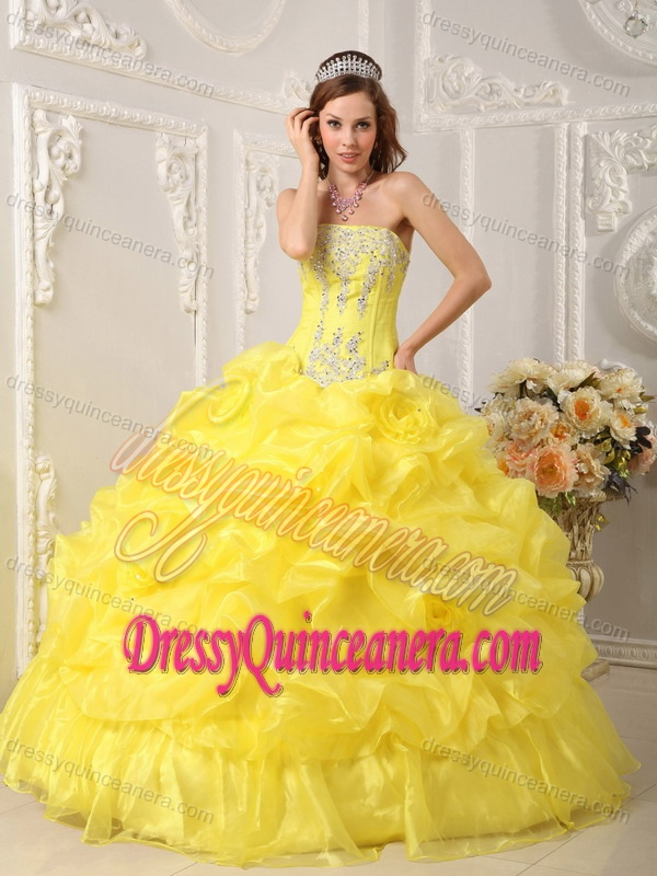 Fashion Trends Strapless Quinceanera Dresses - Dressy Quinceanera