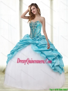 Exclusive Multi Color Quinceanera Dresses with Embroidery