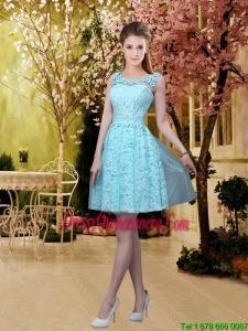 Discount A Line 2016 Dama Dresses with Appliques