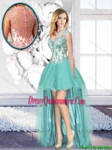 New Arrivals Straps Detachable Quinceanera Dresses in Rust Re