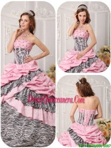 Classical Ball Gown Multi Color Quinceanera Dresses with Beading