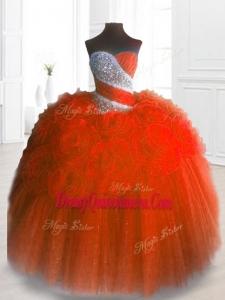 Luxurious Sweetheart Custom Made Quinceanera Dresses
