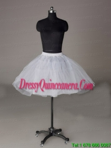 Mini Length Organza Custom Made Petticoat