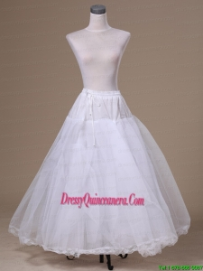 Perfect Organza Ankle Length Petticoat