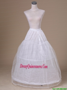 Useful Organza Floor Length Petticoat