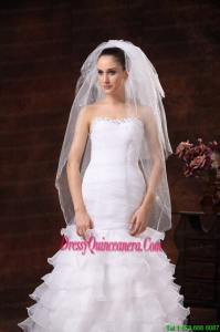 Royal Discount 2 Layers Tulle Bridal Veils