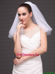 Royal Discount Tulle Bridal Veil For Wedding