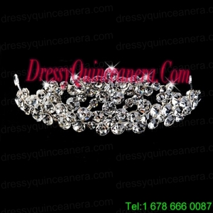 Exclusive Vintage Style Wedding Tiara