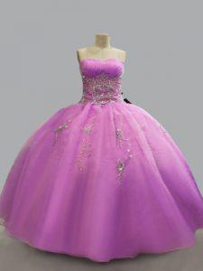 Fantastic Organza Sleeveless Floor Length 15 Quinceanera Dress and Beading