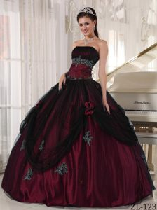 Fabulous Beaded Quinceanera Gown Dress for 2015 in Tulle and Taffeta
