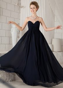 Sweetheart Floor-length Black Classical 15 Dresses for Damas under 150