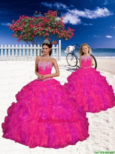 2015 Inexpensive Multi Color Princesita Dress with Appliques and Beading