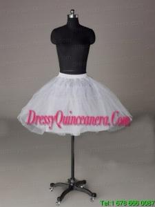 Mini Length Organza Custom Made Petticoat