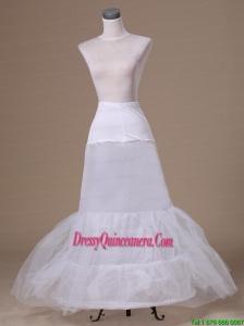 Mermaid Tulle Floor Length Pretty Wedding Petticoat
