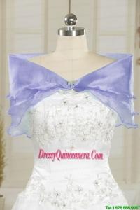 Lavender Beading Orange 2014 Shawls for Wedding