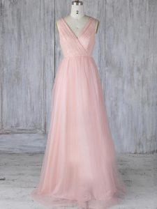 Top Selling Sleeveless Lace Zipper Damas Dress